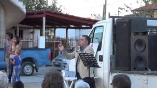 Παρουσίαση του Ευαγγέλιου στο Ζεφύρι!