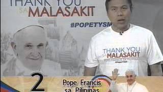 TV Patrol Central Visayas - January 13, 2015