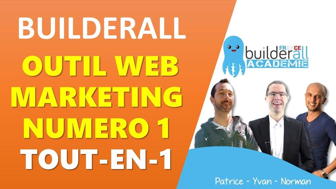 Le meilleur de Builderall et les outils de notre réseau pour réussir avec Builderall France académie