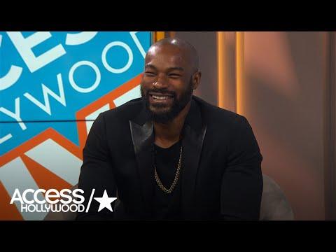 Tyson Beckford Talks Fitness Inspiration