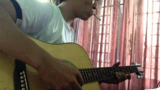 Đường Cong ( Thu Minh ) Solo guitar - Acoustic arranged by Vu Vu