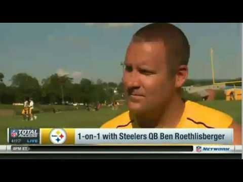 NFL Total Access | Impressions of Steelers defense at training camp