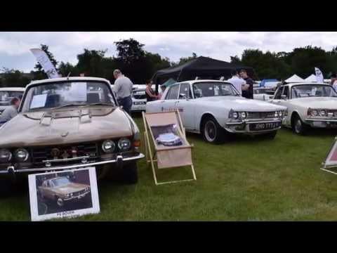 24th Irish Classic & Vintage Motor Show, 5th July 2015.