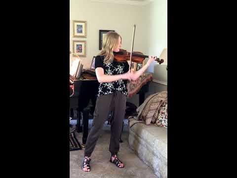 Vivaldi Concerto in a minor, III