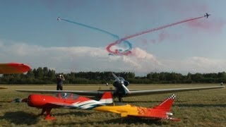 French Airshow - PAF and RC (Full HD)