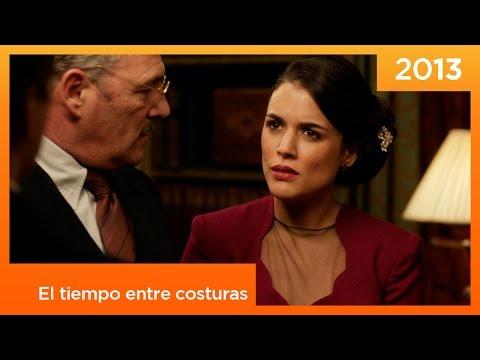 Final De La Serie 'El Tiempo Entre Costuras' De Antena 3