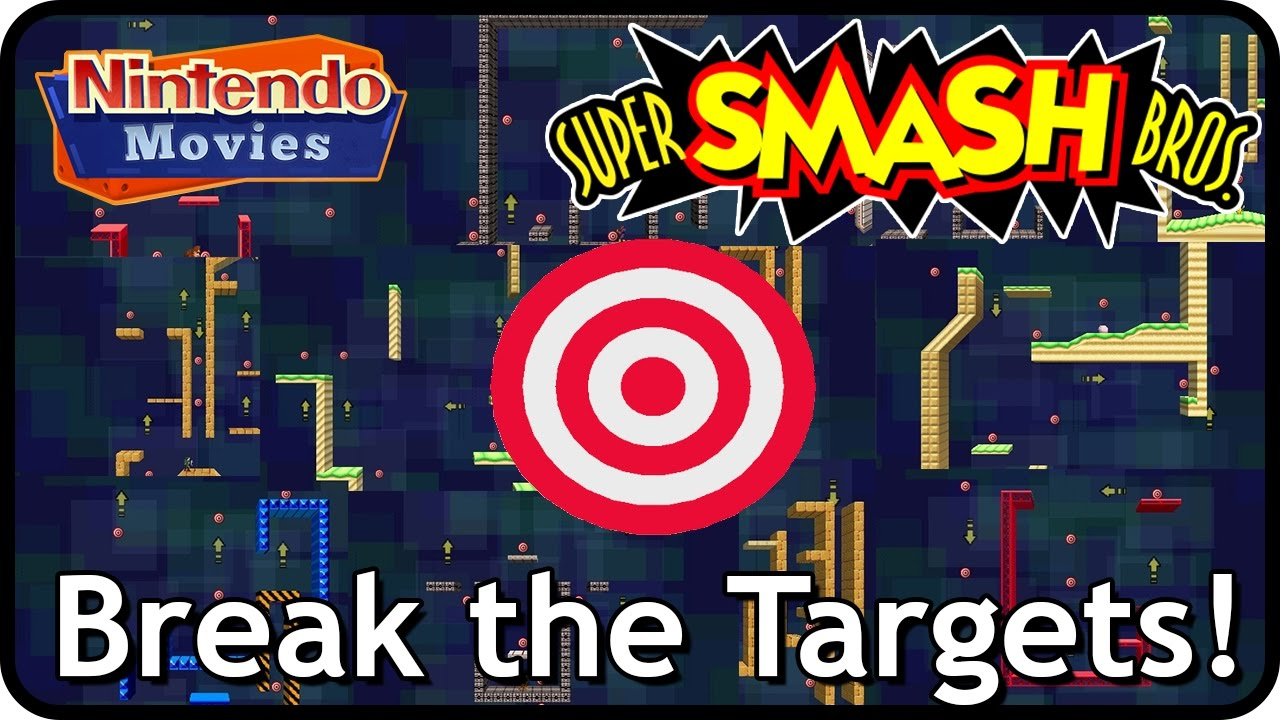 Super Smash Bros. – Break the Targets! with All Characters