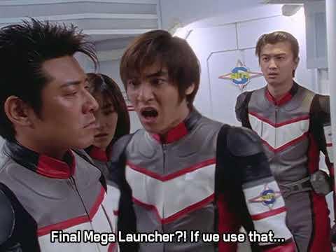 Ultraman Dyna - Episode 34 - English Sub [TV-NIHON]