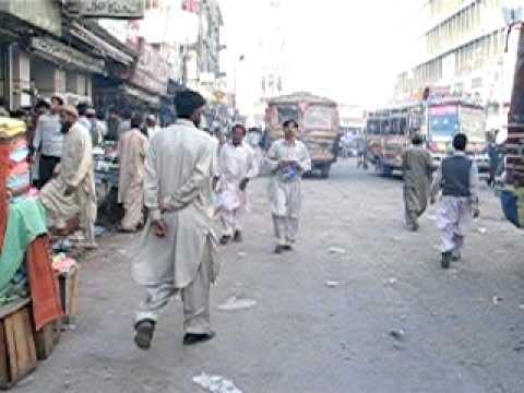 Mallu bazar market karachi pakistan - 4 1