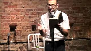 HBO Def Poetry Star Kevin Coval @ Mike Geffner Presents The Inspired Word - Part 2