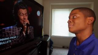 "HARRY STYLES - ""Sign Of The Times"" SNL (REACTION)"