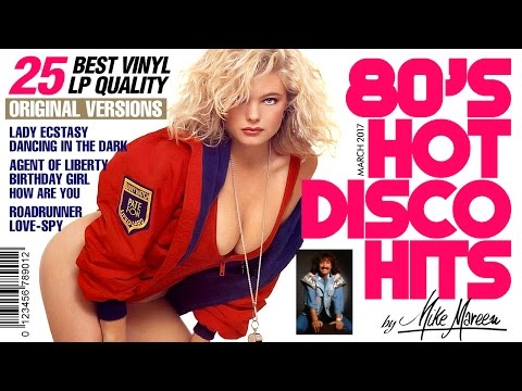 80's HOT DISCO HITS (Full album) - YouTube
