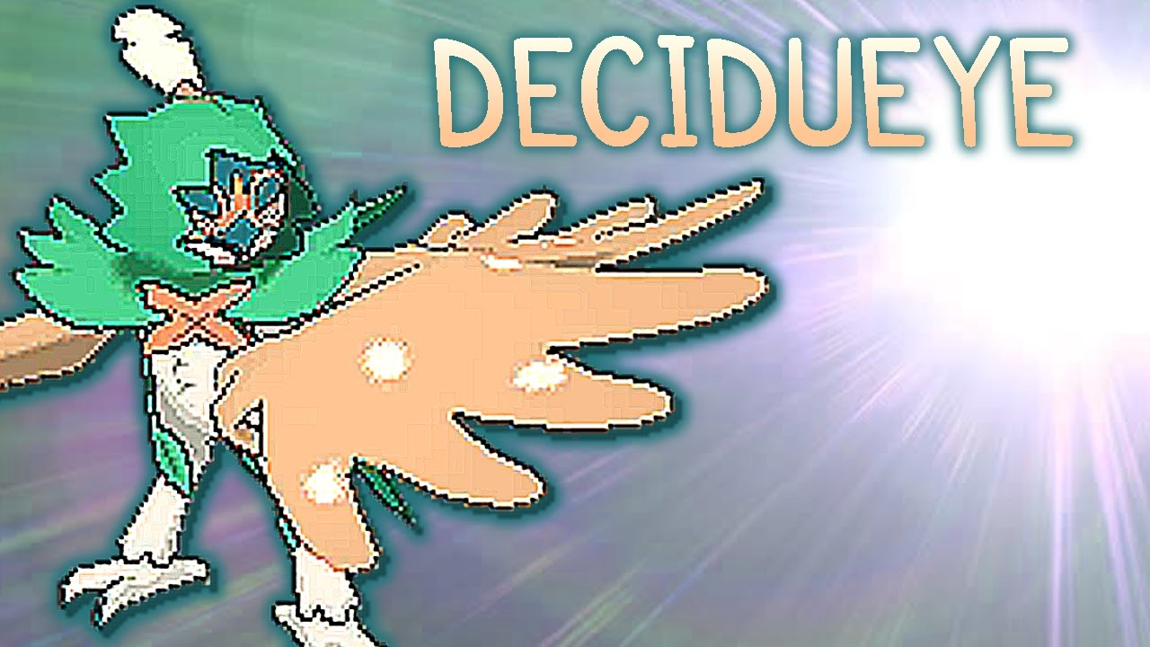 decidueye and chestnaught trying - photo #36
