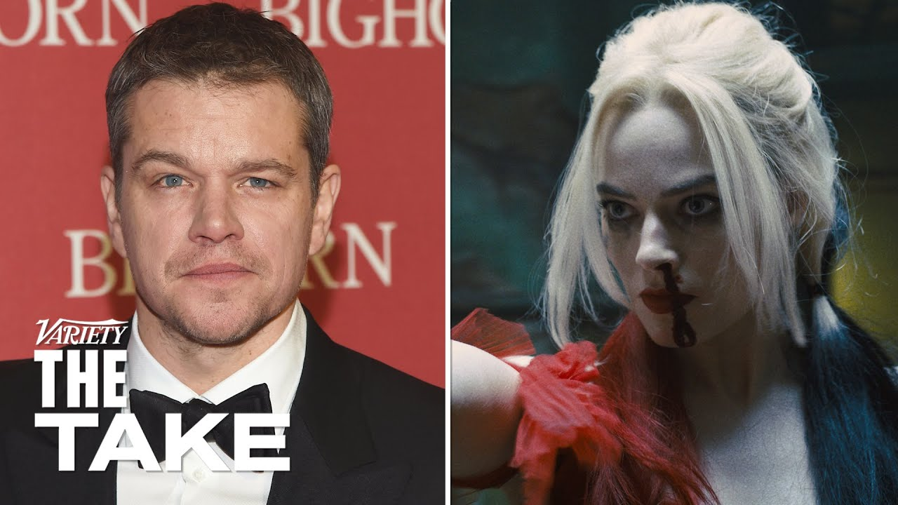 The New Suicide Squad, Jeopardy's Host Controversy, and Matt Damon's Homophobic Remarks | The Take
