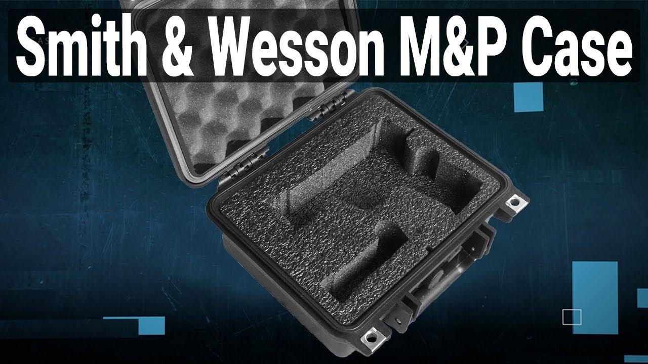 Smith & Wesson M&P Pistol Case - Video