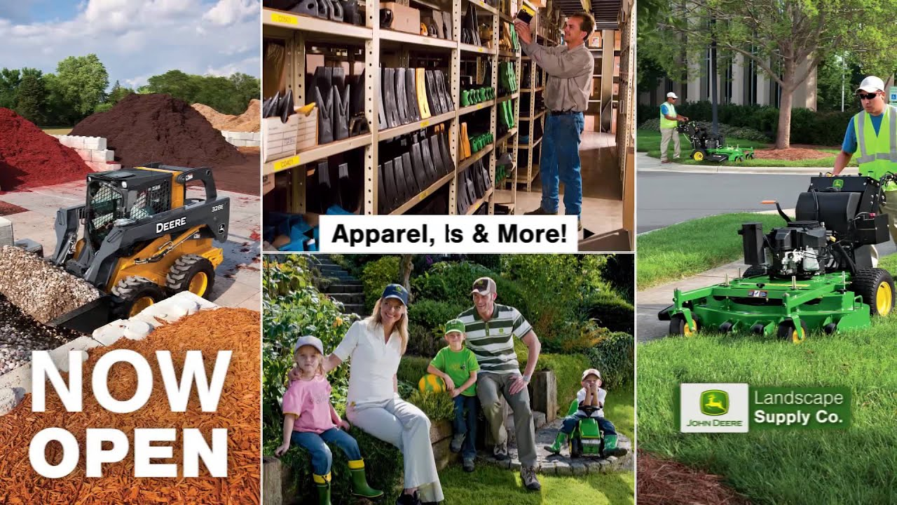Landscape Supply Co >> John Deere At Landscape Supply Now Open In St Cloud Florida