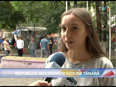 PREȚUL LIBERTĂȚII - REPUBLICA MOLDOVA, O VIZIUNE TÂNĂRĂ