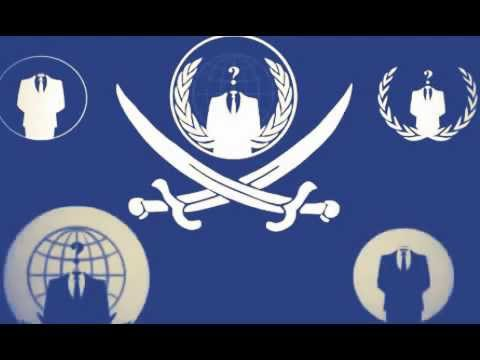 Anonymous Message To Israel And Palestine