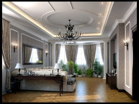 Ремонт в Классическом стиле. Ремонт квартир в Уфе! Отделка в классическом стиле.
