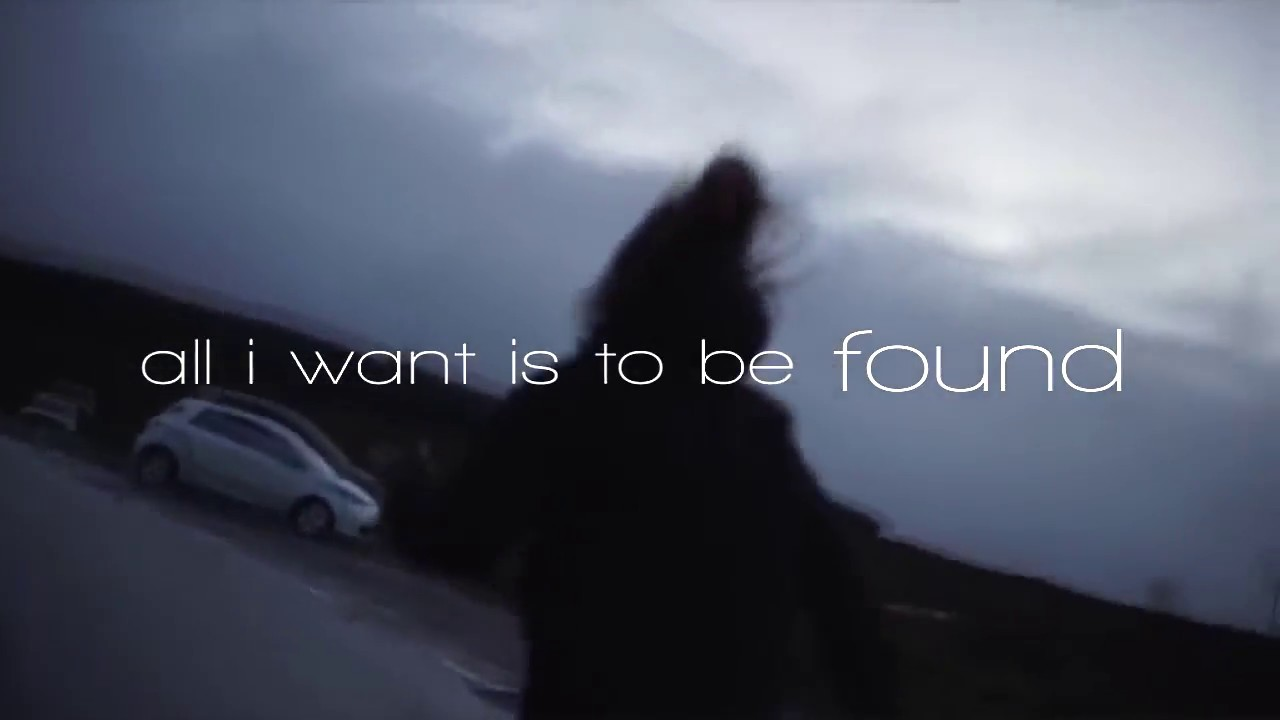 i want to be lost