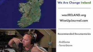 Alex Jones & WeAreChange Ireland - IRA - EU Treaty (part 1)