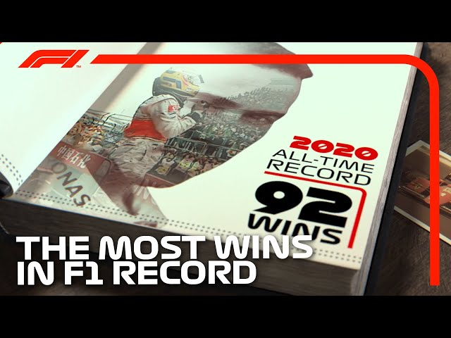 The History Of The Record For Most F1 Wins