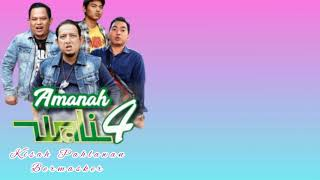 Download Wali || Kisah Pahlawan Bermasker (Lirik) || OST. Amanah Wali 4