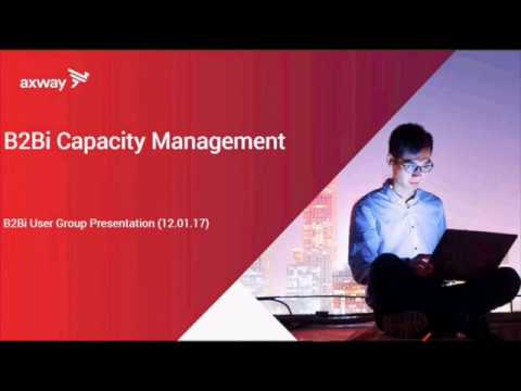 Capacity Management Part 2 | Generic Criteria for Evaluating B2Bi Capacity