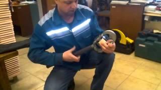 видео Изолирующая штанга: виды, испытания, правила пользования