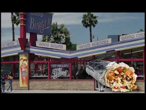 EP: 2 WELCOME TO GOOD BURGER, HOME OF THE... BURRITO??