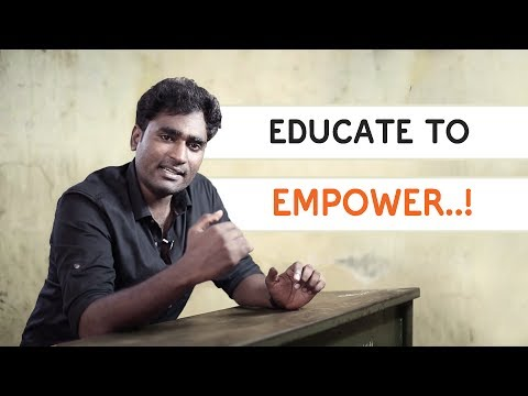 Educate to Empower!!