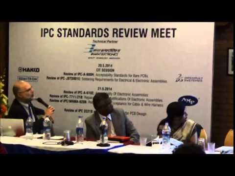 IPC Designer Standards 2221B & 2222A Proceedings