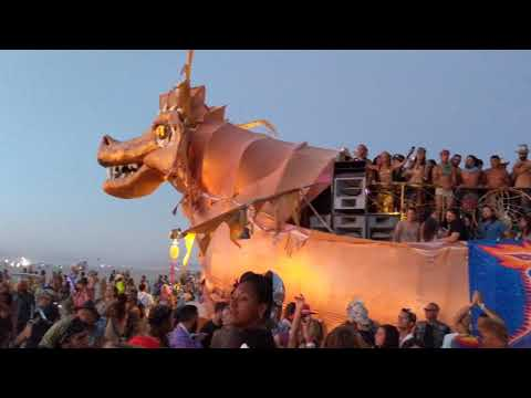 Watch Tool's Album Release Show At Burning Man, Next To A