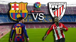 What's good #mntgang!!! can fc barcelona get the lead on real madrid again today against athletic bilbao? come join me my watch along and let's have some ...