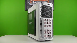 In Win GT 1 Midi Tower white - Review / Test - HD