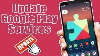 Update Google Play Services And Fix Play Services Error