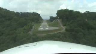 Mountain Air (2NC0) Landing