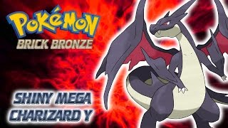 "Roblox Pokemon Brick Bronze - #36 ""Shiny Mega Charizard Y!"" - Live Commentary"