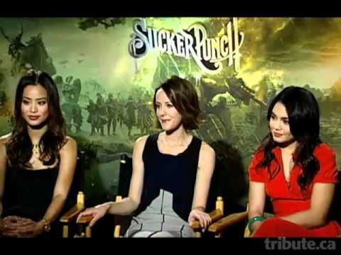 Jamie Chung, Jena Malone and Vanessa Hudgens   Sucker Punch Interview