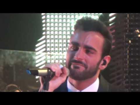 Marco Mengoni - Non passerai e... la sorpresa HD - Auditorium Roma 29.5.2013