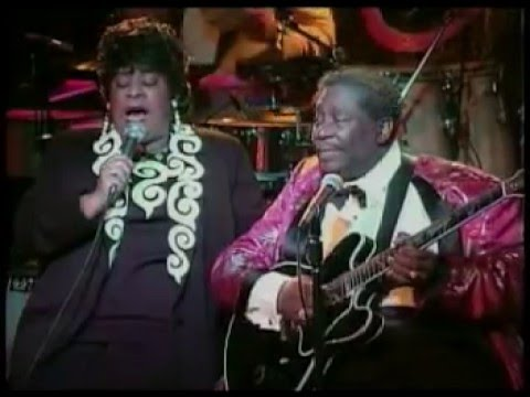 Ruth Brown and B. B. King - Aint Nobody's Business