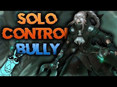 Fiend Hunter Artio Controls THE LANE  - Conquest Ranked Solo Lane