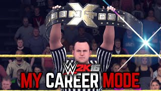 "WWE 2K16 My Career Mode - Ep. 21 - ""NXT TITLE MATCH!!"" [WWE MyCareer PS4/XBOX ONE/NEXT GEN Part 21]"