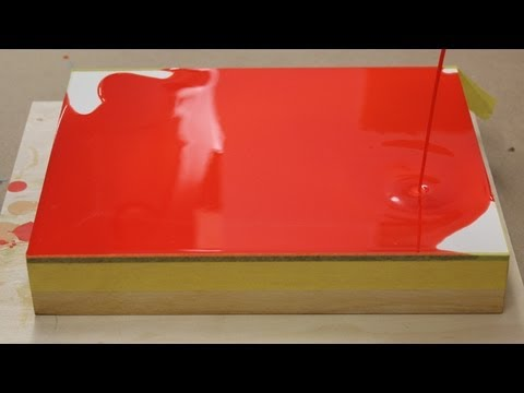 Art Lesson #6 - How to Make a Smooth Encaustic Surface