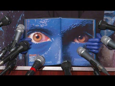 Dear Youtube, Meet Blue Man World | First Book by Blue Man Group | Book Trailer