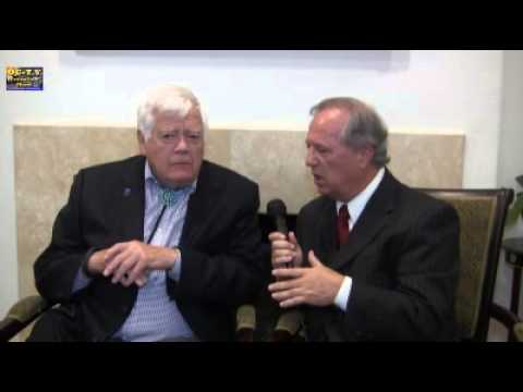 Congressman Jim McDermott  Interview on Iran Niac Gala9-13