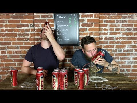 Beer Me Episode 85 - Tecate Review