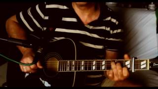Heart of Hearts ~ Don Williams ~ Acoustic Cover w/ Epiphone Dove LE EB