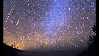 Highly anticipated Perseid Meteor Shower AUG.11,12,13 - What to expect!