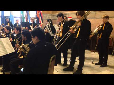 Montour High School Jazz Band